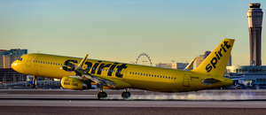 Spirit Airlines Airbus A321 231