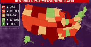 рост вируса в сша по штатам