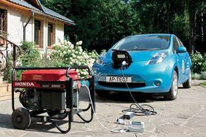 generator honda dlya avto
